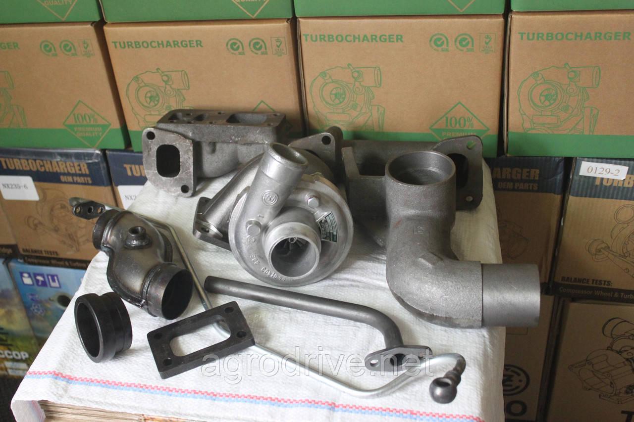 Комплект переоборудования двигателя ММЗ Д-240 (Д-243) под турбину Д-245 (с ЧЕШСКОЙ ТУРБИНОЙ), фото 1