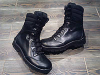 Берцы (мод. Gopak taktical Black) тактические черные, фото 1