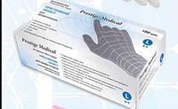Перчатки нитриловые Prestige Medical