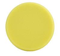 Meguiar's DFP6 DA Soft Buff Foam Polishing Pad Поролоновый круг средней жесткости желтый, 15 см., фото 1