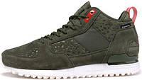 Мужские кроссовки Adidas Originals Military Trail Runner Greeny Grey, адидас