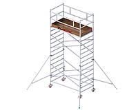 Вышка-тура VIRASTAR ProTUBE L (2,4x1,2 м) раб. высота 6,2 м