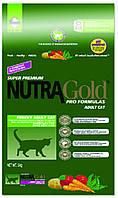 Корм для выведения шерсти у кошек Nutra Gold Hairball Control