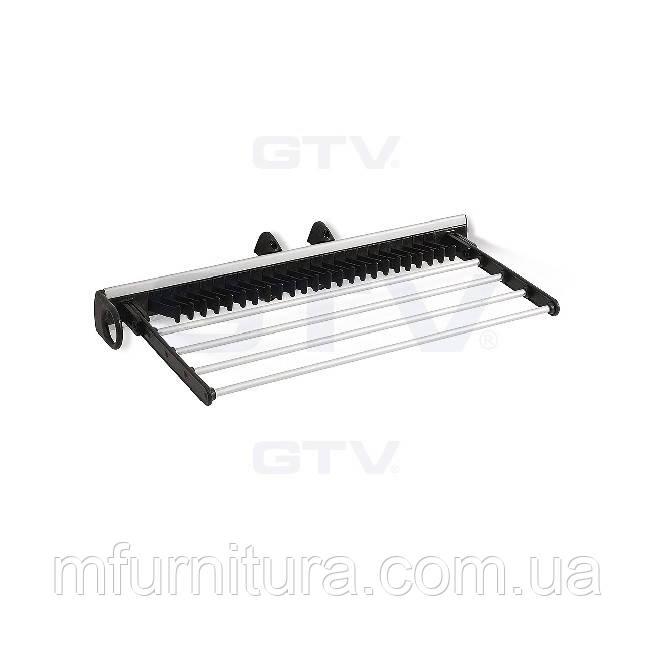 Полка для галстуков и брюк, выдвижная - GTV (Польша)