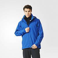 Ветровка-куртка спортивная мужская adidas ALLOUTDOOR MEN 2L GTX JACKET AO2377 адидас