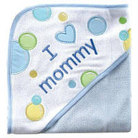 Полотенце ТМ Luvable Friends (Blue-Mommy)