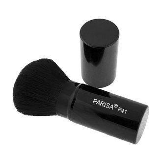 Кисть для макияжа в футляре Parisa