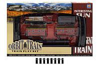 """Настольная игра """"железная дорога"""" 2212-5, в коробке: 49х32х5,5 см"""