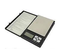 Ювелирные электронные весы 0,01-500 гр 1727 notebook