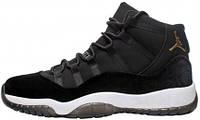 Женские кроссовки Nike Air Jordan Retro Heiress Black 852625-030, Найк Аир Джордан