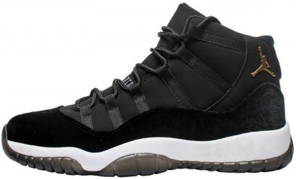 f395d6f7f73e Женские кроссовки Nike Air Jordan 11 Retro Heiress Black - Интернет-магазин  обуви и одежды