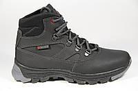 Зимняя детская спортивная обувь из натуральной кожи WAL33BF