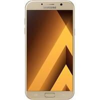 Samsung Galaxy A7 2017 Gold Защитное стекло в подарок  3 мес.