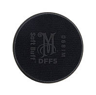 Meguiar's DFF5 DA Soft Buff Foam Finishing Pad Поролоновый круг мягкий черный, 12,7 см., фото 1