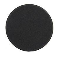 Meguiar's DFF6 DA Soft Buff Foam Finishing Pad Поролоновый круг мягкий черный, 15 см., фото 1