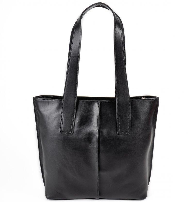 673a2010b0e8 Сумка женская М144 деловая классическая кожаная черная: продажа ...