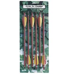 Стрелы арбалетные Man Kung AL14/6R 35.56 см (алюминий) 6 шт