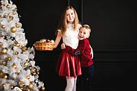 Юбка, одежда для девочек 4-8 лет