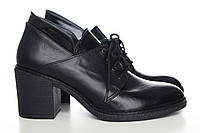 Кожаные туфли на шнурках 60553