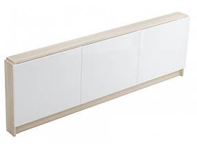 Фронтальная мебельная панель для ванны Cersanit Smart 170 белая