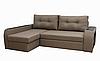 Угловой диван Garnitur.plus Барон бежевый 250 см