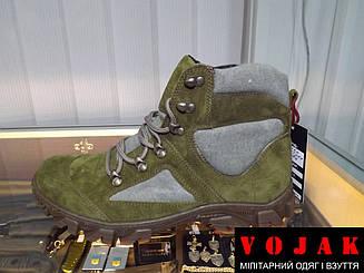 "Ботинки тактические ""Шторм"" OLIVE зима"