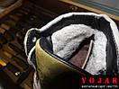 "Ботинки тактические ""Шторм"" OLIVE зима, фото 4"