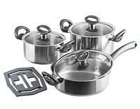 Набор посуды VINZER Delight 7 пр. 89022