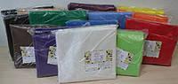 Чехол на кушетку бесшовный на резинке УНИВЕРСАЛЬНЫЙ, 0,8х2,1 м, 70-80г/м2 (цвета в ассортименте)