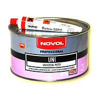 Универсальная шпатлевка NOVOL UNI 2KG