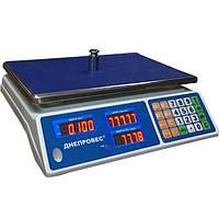 Весы торговые Днепровес ВТД-Л2 (F902H-15L2)