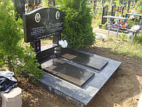 Озеленение могил в Харькове