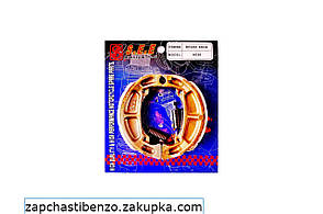 Колодки тормозные барабан   Suzuki AD50   Тайвань