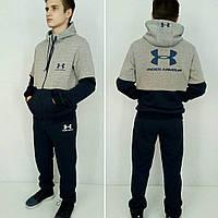Теплый спортивный костюм на рост  165 см ( 42 размер)