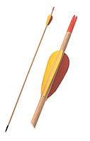 Стрела для лука Man Kung W29 (дерево)