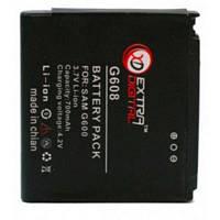 Аккумуляторная батарея EXTRADIGITAL Samsung SGH-G600 (700 mAh) (BMS6328)