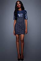 Стильное женское платье в 2х цветах JD Марни