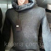 Мужской свитер горло Турция. розница. Размер м.