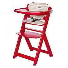 Стульчик для кормления «Safety 1st» Timba, цвет красный, подушка Red Dots (27608820)