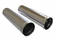 Труба дымохода 0,3 м из нержавеющей стали