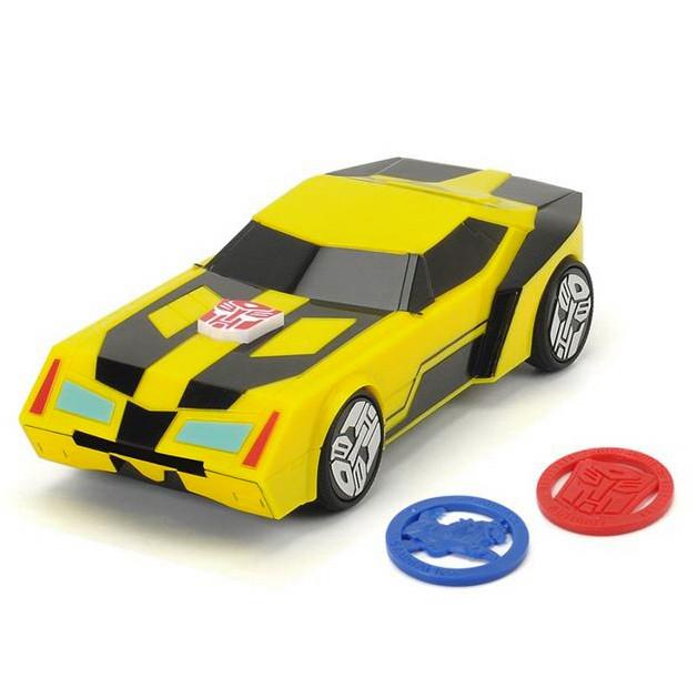 """Автомобиль """"Трансформер. Миссия Бамблби"""" с функцией стрельбы, 20 см «Dickie Toys» (3114003)"""