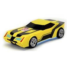 """Автомобиль """"Трансформер. Миссия Бамблби"""" с функцией стрельбы, 20 см «Dickie Toys» (3114003), фото 3"""