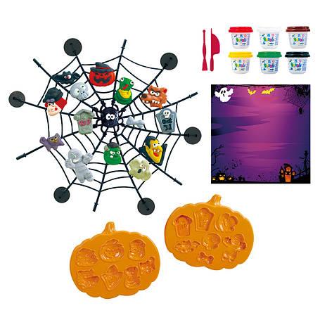 Творчество и рукоделие «Playgo Toys Enterprises Limited» (8540) набор для лепки Паутина, фото 2
