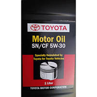 Toyota Motor Oil 5W30 (Эмираты) (1 л.)