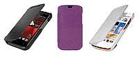 Чехол для HTC Desire 200 - Melkco Book leather case