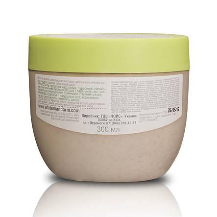 """Натуральна косметика «White Mandarin» (WM0021) пілінг-скраб для тіла, серія """"Цілющі трави"""", 300 мл, фото 2"""