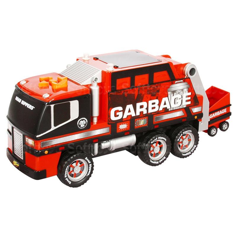 Мусоровоз, 36 см (красный) «Toy State» (30240)