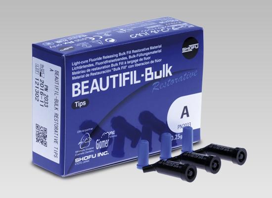 Пломбувальний матеріал Beautifil - Bulk Тips
