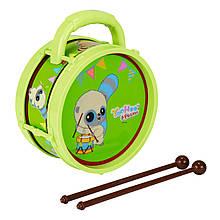 """Детский музыкальный инструмент «Simba» (6830534) барабан """"YooHoo & Friends"""", 16 см"""