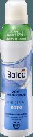Дезодорант антиперспирант Balea Original Care, 200=400 ml.